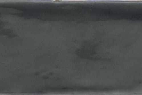 Керамическая плитка Maiolica Charcoal Nat 7,5 × 30 см