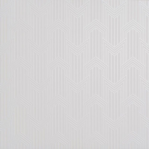 Керамогранит Geometria bianco su fondo bianco matt  60*60 см