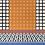 Thumbnail: Керамогранит Marghe Blu 20.5 x 20.5 см