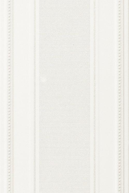 Керамическая плитка England Bianco Boiserie Victoria Dec 33,3 × 100 см