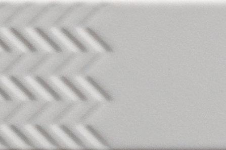 Керамическая плитка WAVES BIANCO 5 × 20 см