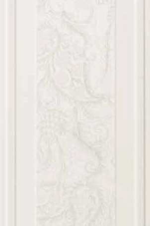 Керамическая плитка England Bianco Boiserie Sarah 33,3 × 100 см