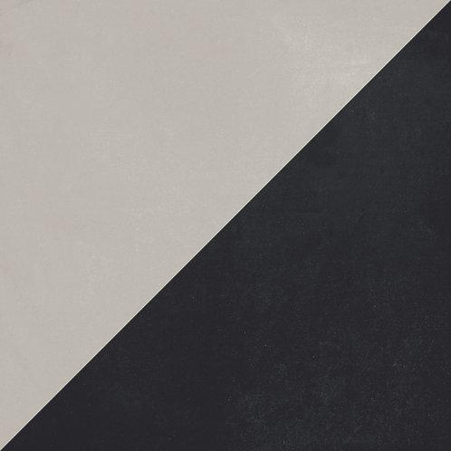 Керамогранит Half Black 15*15 см