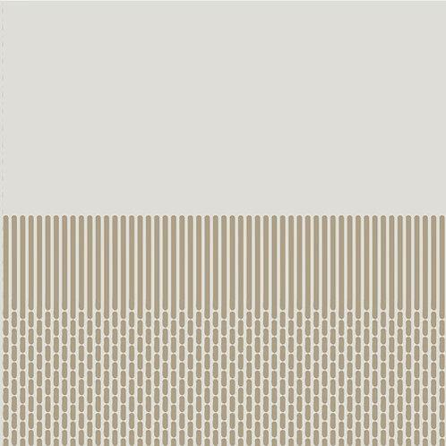 Керамогранит Tape Grainy half brown 20,5 × 20,5 см
