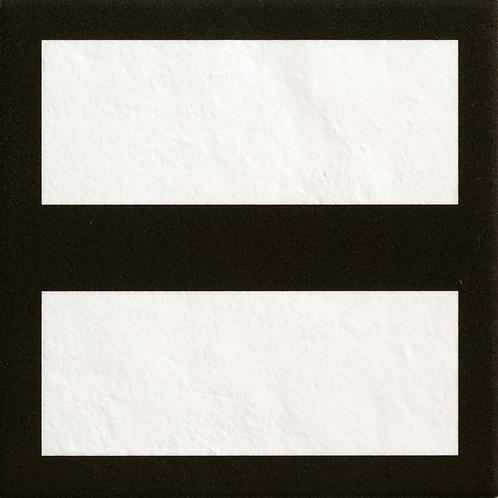 Керамогранит Doublue White 20.5 x 20.5 см
