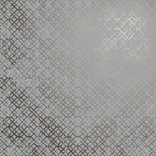 Керамогранит Etro Metal Grey 60 × 60 см