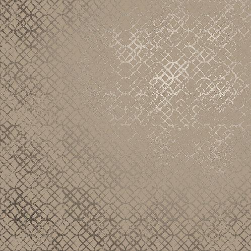 Керамогранит Etro Metal Beige 60 × 60 см