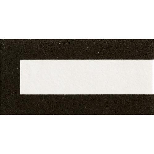 Керамогранит Frame Black 10.1 x 20.5 см