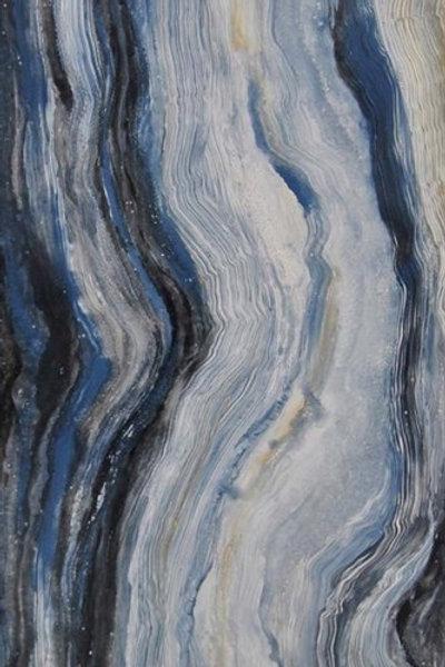 Керамогранит I Marmi Focus Blue 2 100 х 300 см