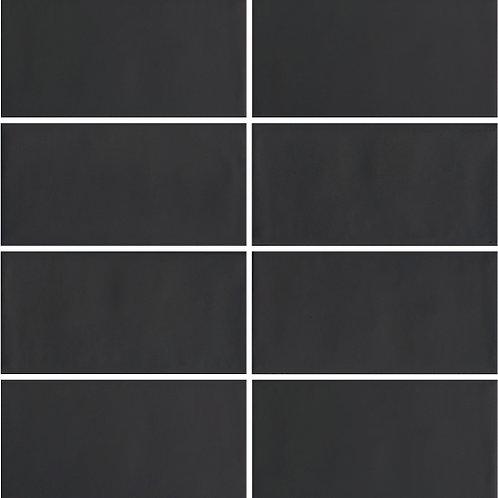 Керамогранит Gap Nero 11,5 × 23 см