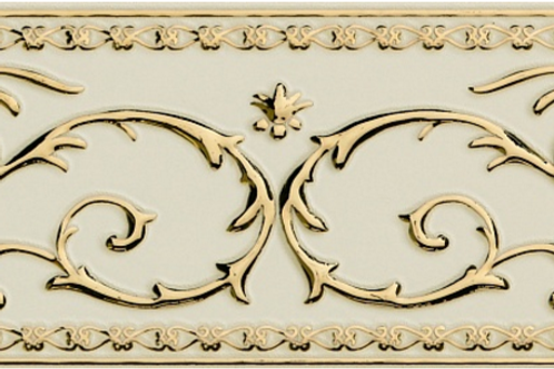 Бордюр Narciso A Su Panna 20 × 20 см
