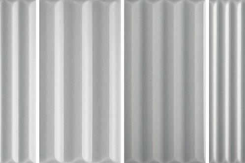 Керамическая плитка WigWag Grey 7,5 × 15 см