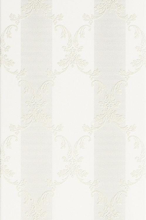 Керамическая плитка Englanl Bianco Quinta Victoria Dec 33,3 × 100 см