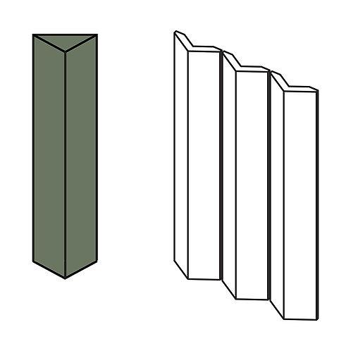 Декор Rombini Triangle Large 18,6 × 31,5 см