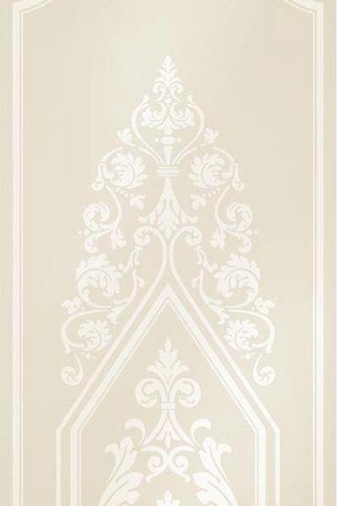 Керамогранит Ad Personam Arabesque Bianco  50 × 100 см