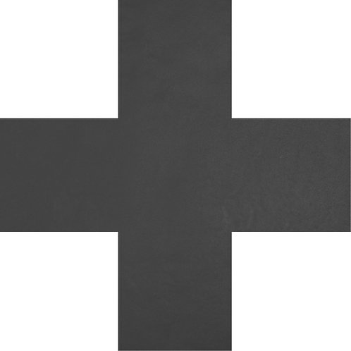 Керамогранит  Plus Black 19 × 19 см