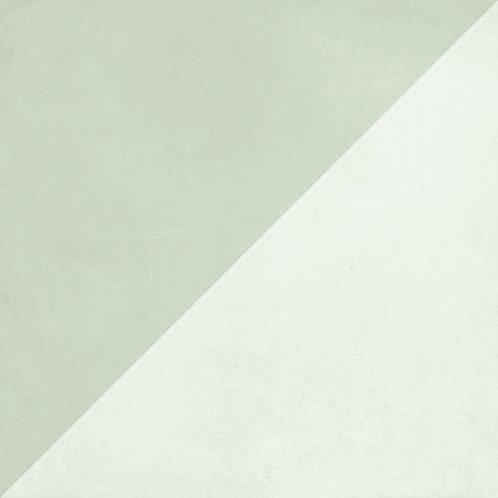 Керамогранит Half White 15*15 см