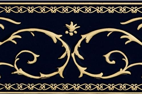 Бордюр Narciso A Su Blu Royal 20 × 20 см