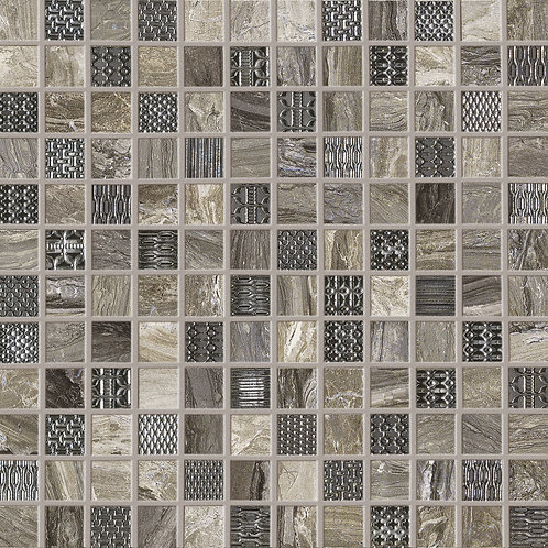 Мозаика Mosaico Gemstone Taupe Dec.  29,1 × 29,1 см