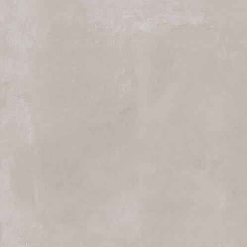 Керамогранит  Concrea Plain Silver ret. 80x80 cm