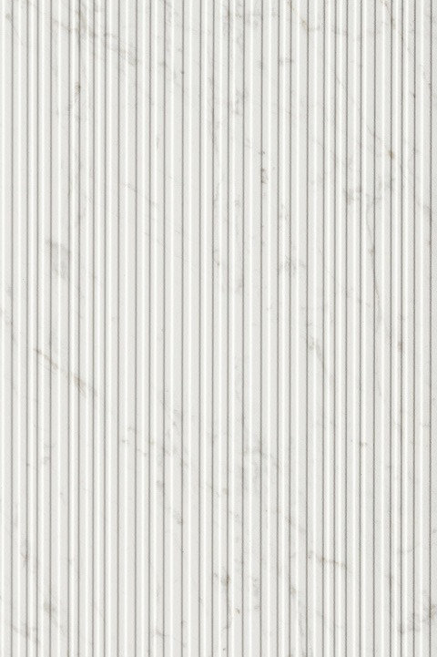Керамогранит Stripes Apuanian White Nat 30 × 119,5 см
