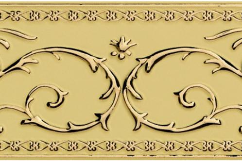 Бордюр Narciso A Su Crema 20 × 20 см