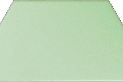 Керамогранит Trapez matt Mint 10 × 23 см