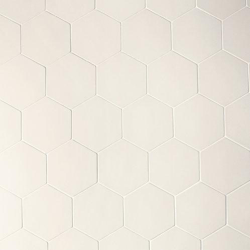 Керамогранит Hegsagon Bianco 14,5 × 16,5 см