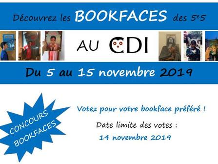 Bookfaces