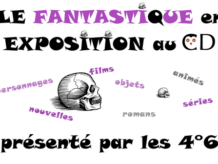 Expo Fantastique