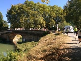 La découverte du Canal du Midi