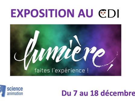 """Expo """"Lumière"""""""
