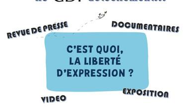 Expo Liberté d'expression