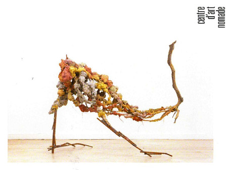 Exposition Lionel Sabatté, Sculptures