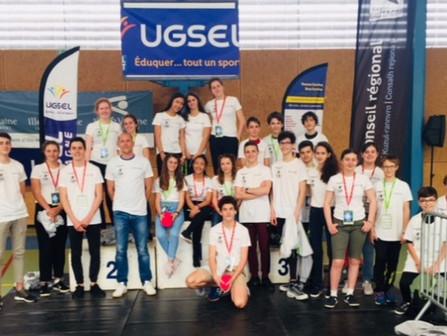 Retour sur le Championnat de France d'escrime