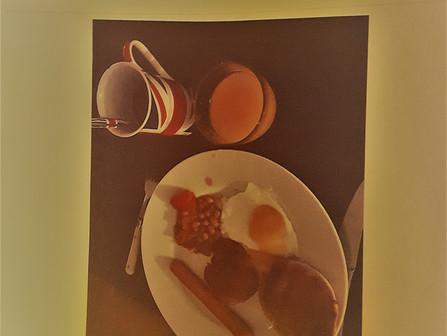 English breakfast. CM1