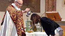 Baptêmes à Saint François d'Assise