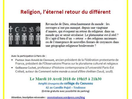 Conférence Sèvres
