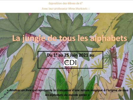 Expo au CDI