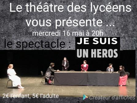 Atelier Théâtre du lycée