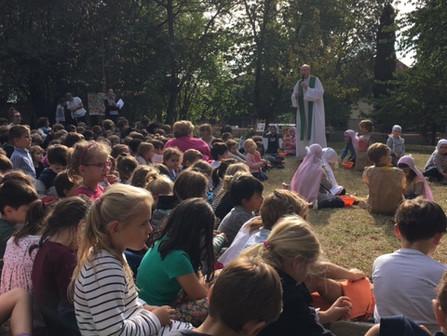 La semaine Jez à la Maternelle