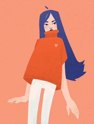 SWEATER GAL