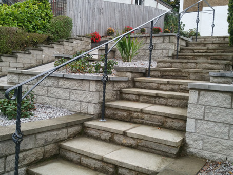 Its all About the Handrails!