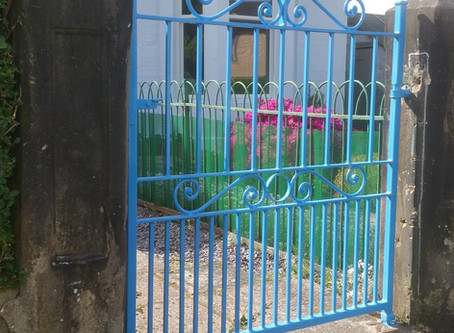 Perennial Garden Colour