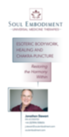 Jonathan Steward Healing