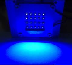 UV-C LED lifetime for disinfection