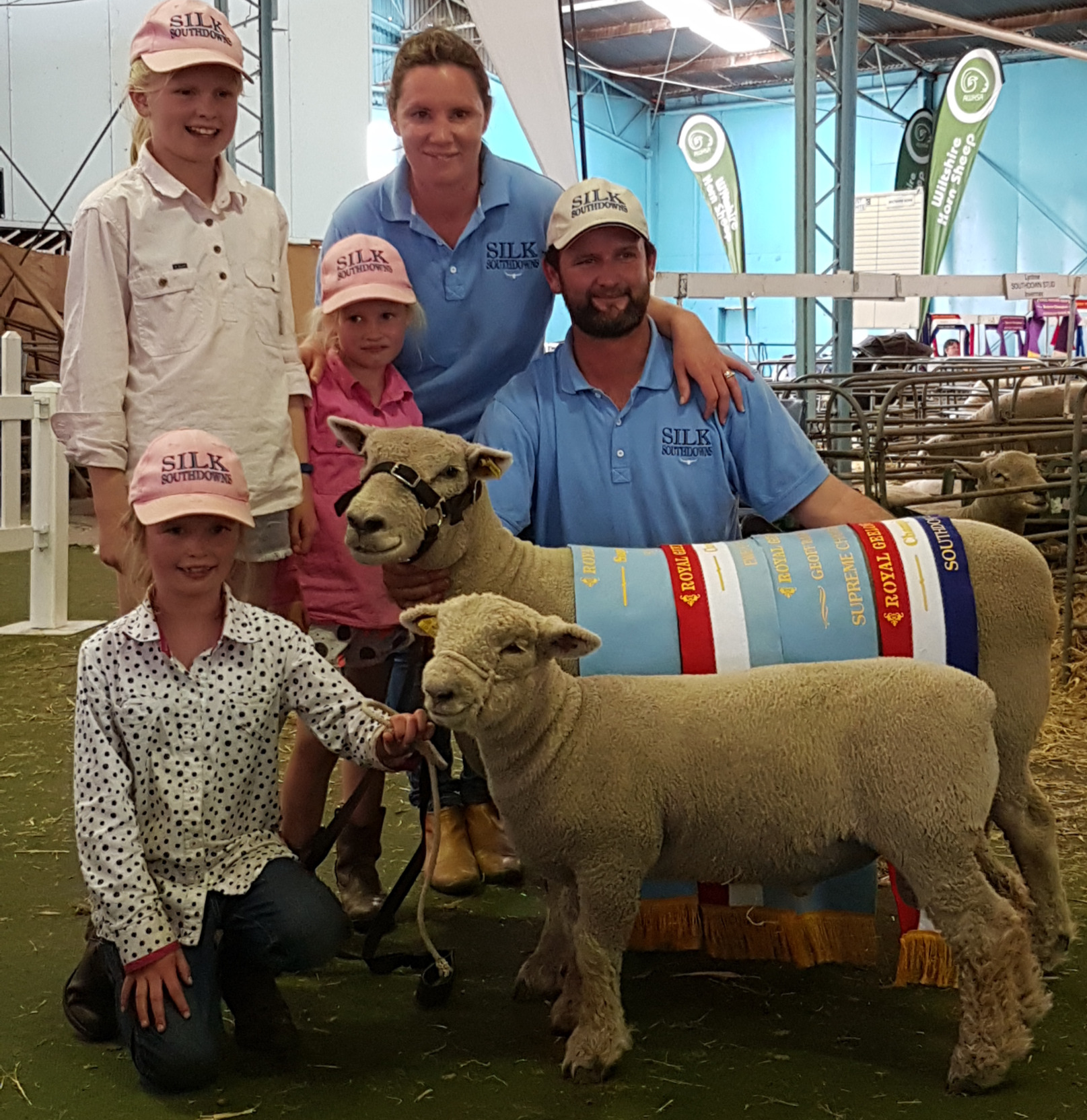 Supreme exhibit Royal Geelong show 2018