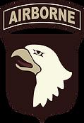 US 101st Airborne Division Logo