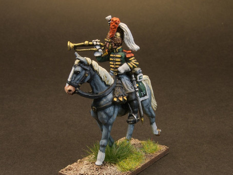 NEW RELEASE: French Dragoons Post 1812 Uniform