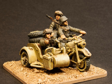 NEW RELEASE: German Motorcycle Teams